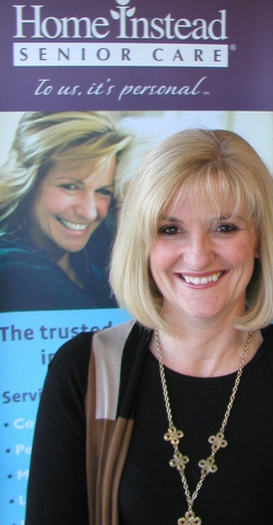 Gail Godson, Director of Home Instead Senior Care West Lancashire and Chorley