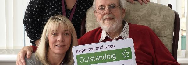 Terrific Twelve: Home Instead Bath and West Wiltshire receive Outstanding CQC Rating