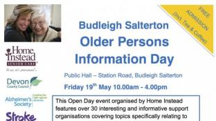Older Persons Information Day 2017