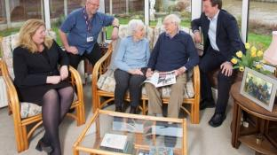 Home Instead receives Queen's Award for Innovation !