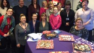 Home Instead Bournemouth holds CAREGiver Christmas Party