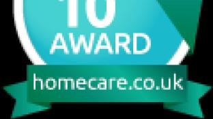 Top 10 Most Recommended Care Company in the North East!