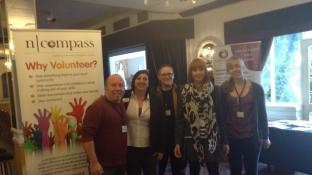 Home Instead Blackpool and Wyre at N-Compass Carer's Conference 2014