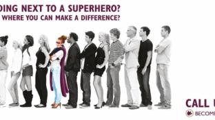 Superheroes – Changing the Way Care is given