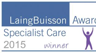 Home Instead named Homecare Provider of the year 2015