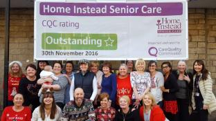'Outstanding' Oldham homecare company takes personal approach