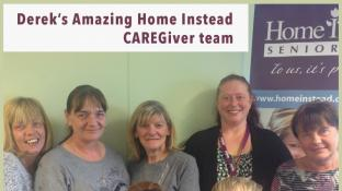 Dereks Dementia Care at Home