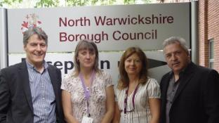 Council Calls In Home Instead for Dementia Training