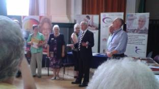 Our Day at the Showcase of Services for Older People