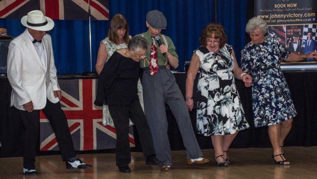 1940s Tea Dance a roaring success