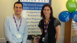 Local care company celebrates World Alzheimer's Day