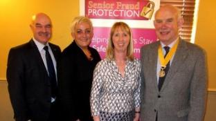 Scam Awareness at Rotary Club of Chesterfield