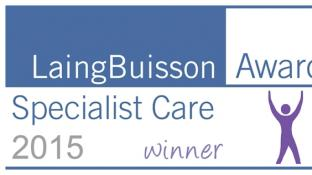 LaingBuisson Homecare Provider of the Year 2015