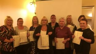 Congratulations on completing the Home Instead City & Guilds accredited course in Dementia!
