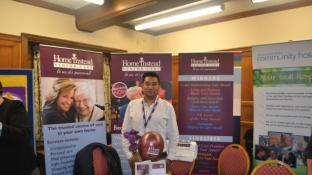 Home Instead Greenwich & Bexley took part in a NHSOxleas's Healthcare Event.