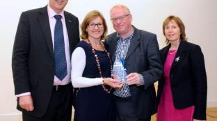 Home Instead in Epsom win local business awards