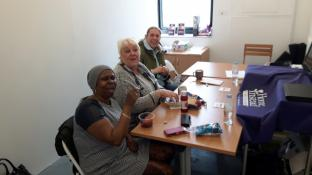 Our latest group offriendly neighbourhood CAREGivers