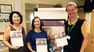 District Councillors Give Backing For Dementia Workshops