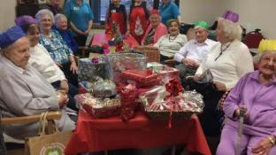 Christmas Hampers- The Cando Care Wellbeing Centre Wellingborough