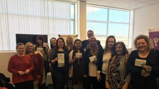 Our CAREGivers are Dementia Friends