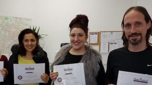 Our latest Recruits - Welcome to the Team!