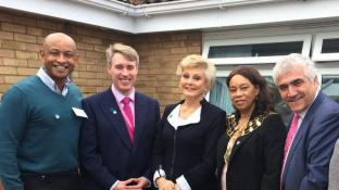 Home Instead gets involved with Merton's Dementia Friendly Community launch