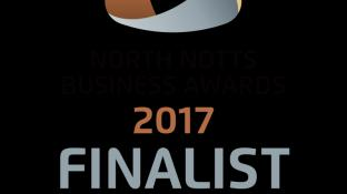North Notts Business Awards Finalist