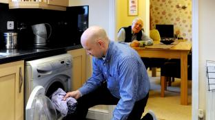 Care-home or Home-care?