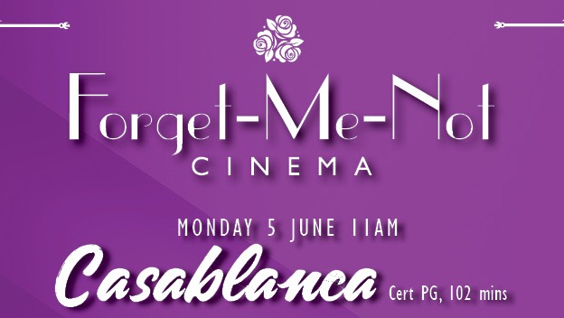 Forget Me Not Cinema