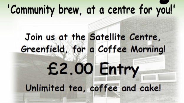 Community Brew at a Centre Near You!