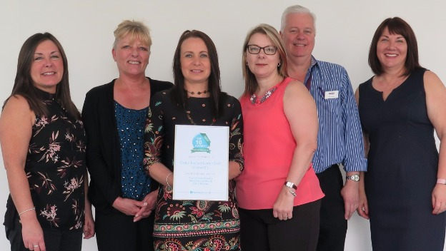 Norwich care company receives award winning feedback from clients