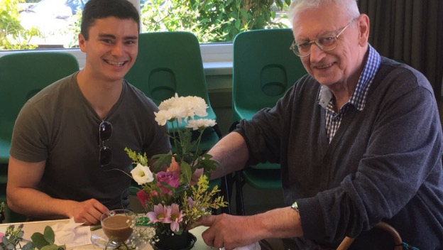 Polegate Memory Cafe is an Instant Success!