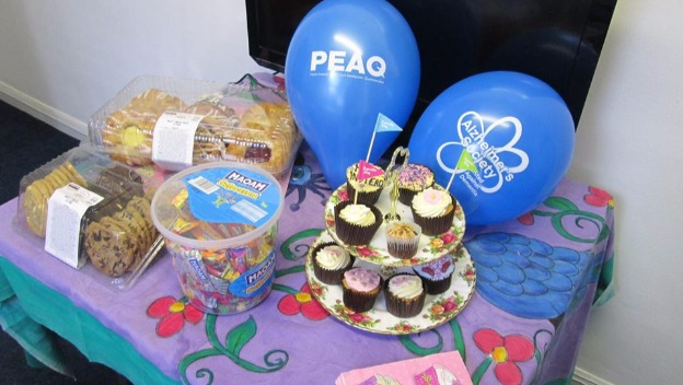 HISC Frodsham, Runcorn & Widnes hosts joint Cupcake Day and PEAQ Week