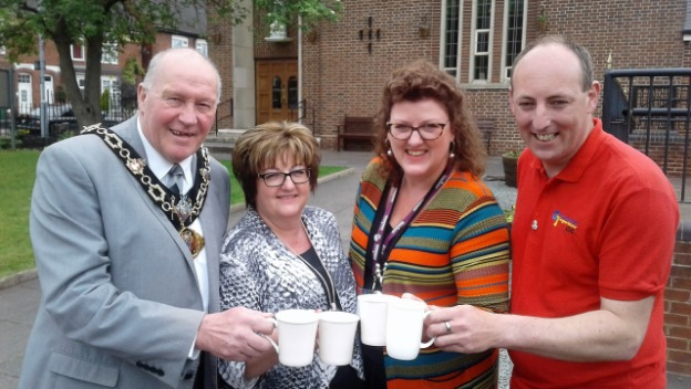 New Memory Cafe In Tamworth Opened by Mayor