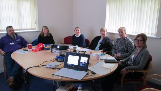 Frodsham, Runcorn & Widnes trains up hundreds in dementia sessions