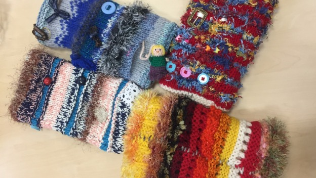 10 FREE 'Twiddle Muffs' Available For Our Clients!
