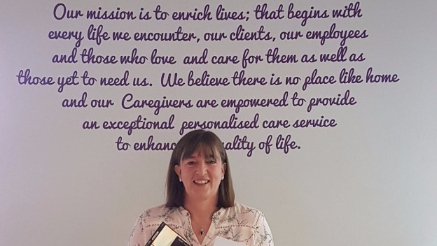 August Star of the Month - Kathy Dunderdale