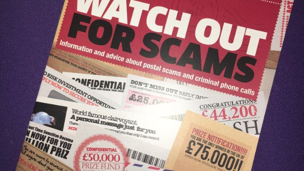 Chester and Ellesmere Port Office Scam talk hits local press
