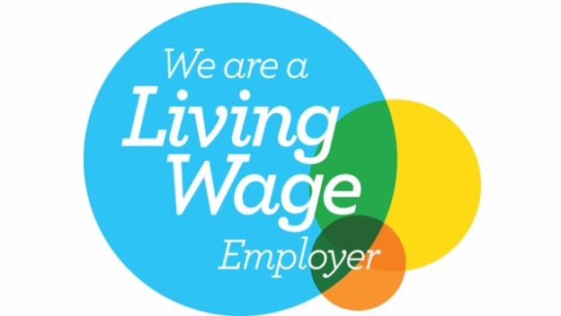 LOCAL EMPLOYER CELEBRATES LIVING WAGE COMMITMENT