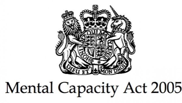 The Mental Capacity Act explained by our Registered Care Manager