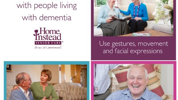 Tips to Communicate with people living with dementia