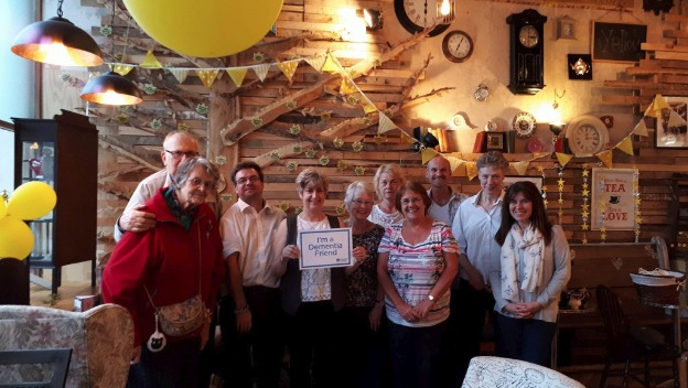 Forget-me-not Circle launched in Hemel Hempstead