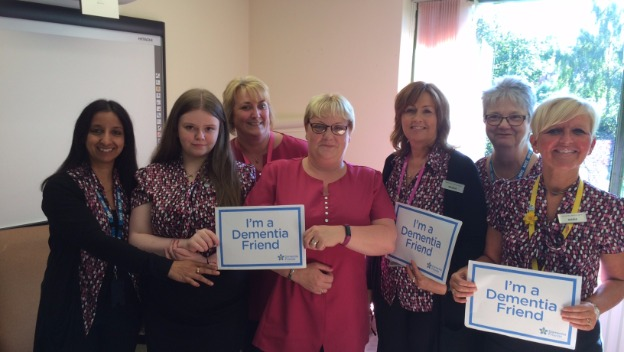 Dementia Friends - Fenham Hall Surgery