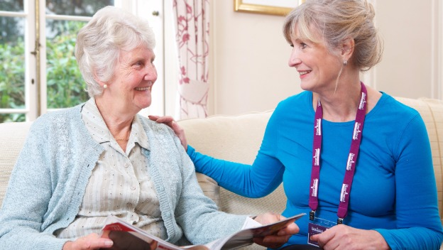 Tips for communicating with people living with dementia