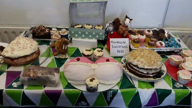 HISC Frodsham, Runcorn & Widnes goes made for cake