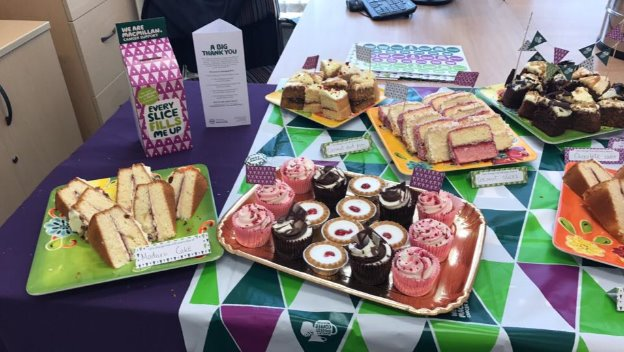 Thank you to everyone who came along to our Coffee Morning on Friday!