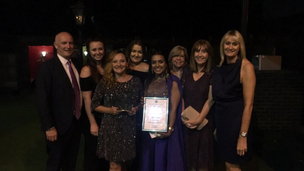 Home Instead St Albans - WINNERS of the Business Growth Award 2017