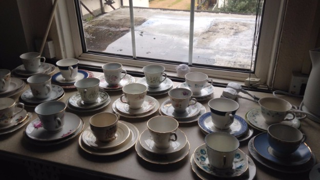 Our Macmillan Coffee Event was a huge success