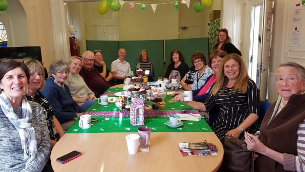 McMillan Bake off Event at Southport Office