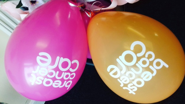 'Big Pink' Lunch Party